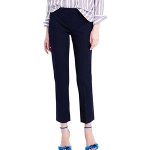 Brand New J-Crew Dress Pant in Bi-Stretch Cotton.